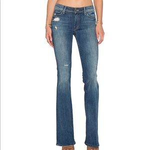 Mother The Cruiser in Rough It Up jeans sz 27 B1